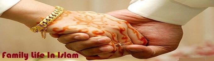 Family Life In Islam - Shaykh Hassan Ali