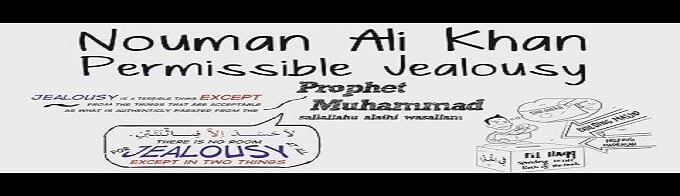 Permissible Jealousy (Hasad) | illustrated |