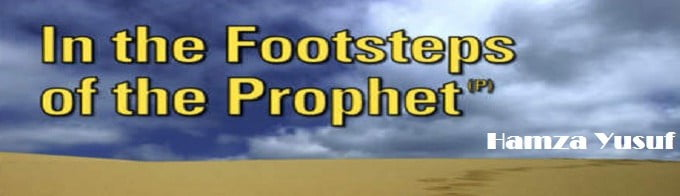 In the Footsteps of the Prophet Muhammad (SAW): Peace In Troubled Times